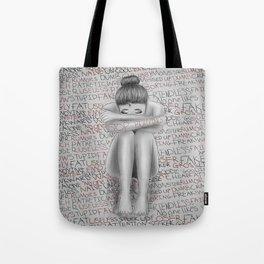 Bullying Hurts  Tote Bag
