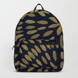 Mandala Flower #1 #gold #drawing #decor #art #society6 Backpack