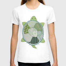 Key Lime Turtle T-shirt