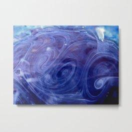 Agua del Pintor Metal Print