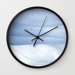 Undulatus Asperatus Wall Clock