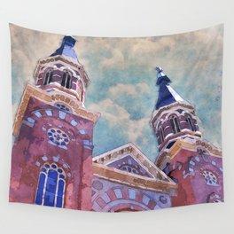 St. Mary's Catholic Church Wall Tapestry