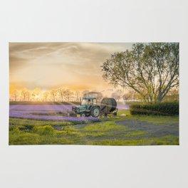 Dutch farmland Rug