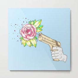 Aw, Shoot. 2 Metal Print