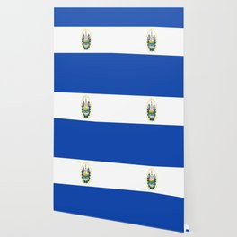 Flag of salvador - salvador,Salvadoran,San Salvador,salvadoreño,Guanaco. Wallpaper