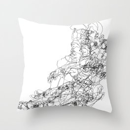 Transitions Distilled Throw Pillow