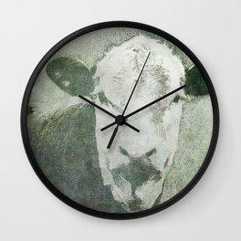 Bovinity Wall Clock