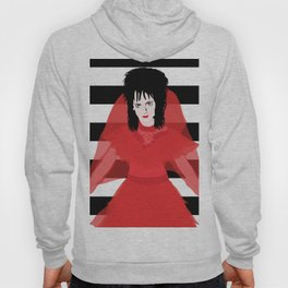 Lydia in Red Hoody