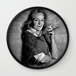 Queen Bea Wall Clock