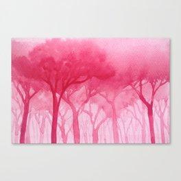 Memory Landscape 11 Canvas Print
