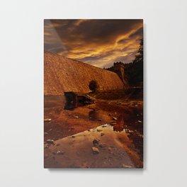 Derwent Overflow Metal Print