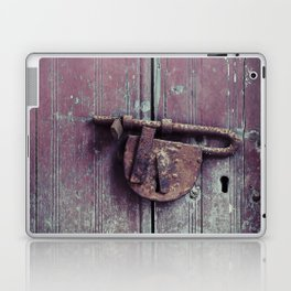 Padlock Laptop & iPad Skin