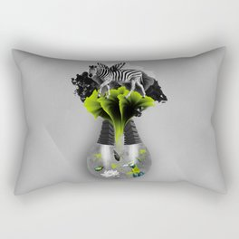 There's ecology in every drop Rectangular Pillow