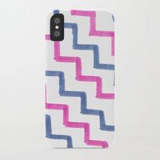 Missoni Stairs iPhone X Slim Case