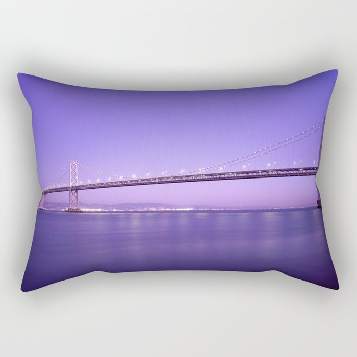 the bridge 4 sky Rectangular Pillow