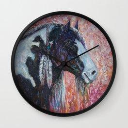 Prairie Spirit Wall Clock