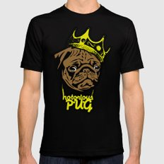 Notorious P.U.G X-LARGE Black Mens Fitted Tee