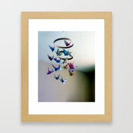 mo creativ Framed Art Print