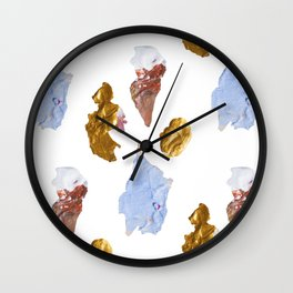 Composition #3 Wall Clock