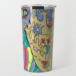 Downton Crabbey Travel Mug
