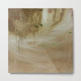 Abstract Painting Metal Print