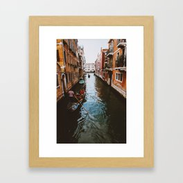 Venice - Italy Framed Art Print