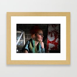 That Night Framed Art Print