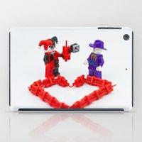 valentines iPad Cases featuring Valentines by InkBlot