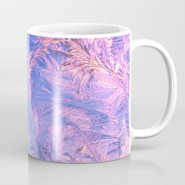 Ice Fractals Coffee Mug