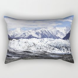 Matanusk Glacier Alaska Rectangular Pillow