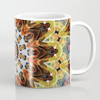 southwest Mugs featuring southwest pattern by North 10 Creations