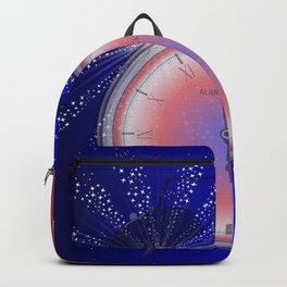 2018 Clock Backpack