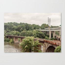 Bridges & Arches Canvas Print