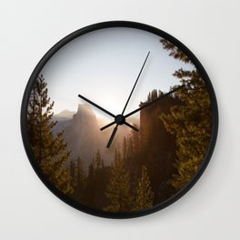 Morning Dew Wall Clock