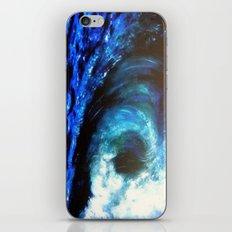 Mesmerizing Waves iPhone & iPod Skin