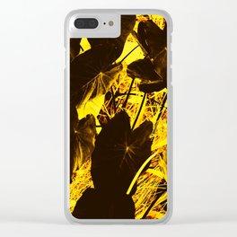 Haloa Po A'o Clear iPhone Case