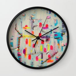 You're Always F*cking Things Up Wall Clock