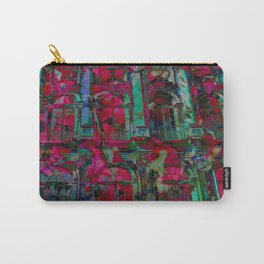 Psychedelic windows Carry-All Pouch