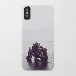 Hvítserkur, Iceland iPhone Case
