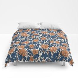 Floral Garden Comforters