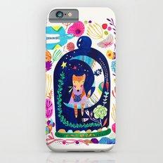 Little fox in Secret place iPhone 6s Slim Case