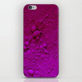 Violeta Absoluto iPhone Skin