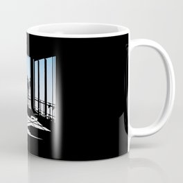 Ferris Bueller and Friends Coffee Mug