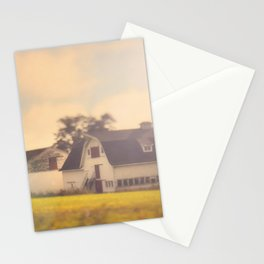 Morning At The Dairy Stationery Cards