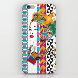 Layer upon layer of beauty iPhone Skin
