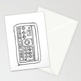 space echo RE-201 Stationery Cards