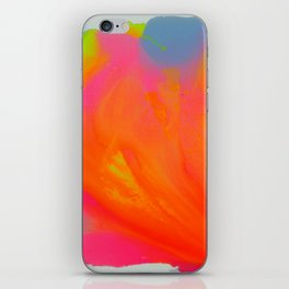 Happy colours 1 iPhone Skin