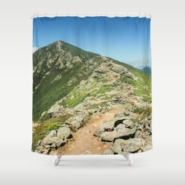 Mountain Ridge Shower Curtain