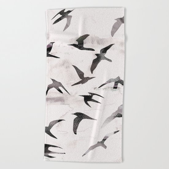 Flight Beach Towel