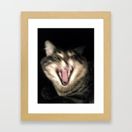 """""""Roarr"""" Framed Art Print"""